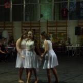 DUSE Bál 2018. - táncos lányok