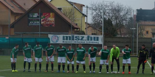 Dömsöd - Dunavarsány foci